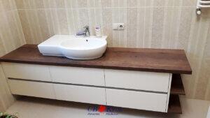 Изображение-Тумба в ванную комнату 1802
