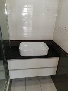 Миниатюра-Мебель в ванную комнату 1808